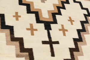 JB Moore/Crystal Navajo Weaving : Historic : PC 110 - Getzwiller's Nizhoni Ranch Gallery