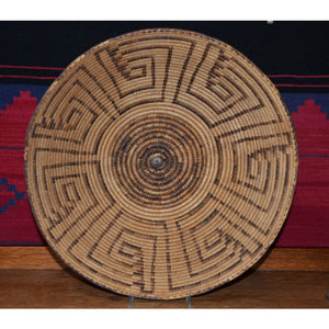 Native American Basket : Pima Willow Basket : Basket 6 - Getzwiller's Nizhoni Ranch Gallery