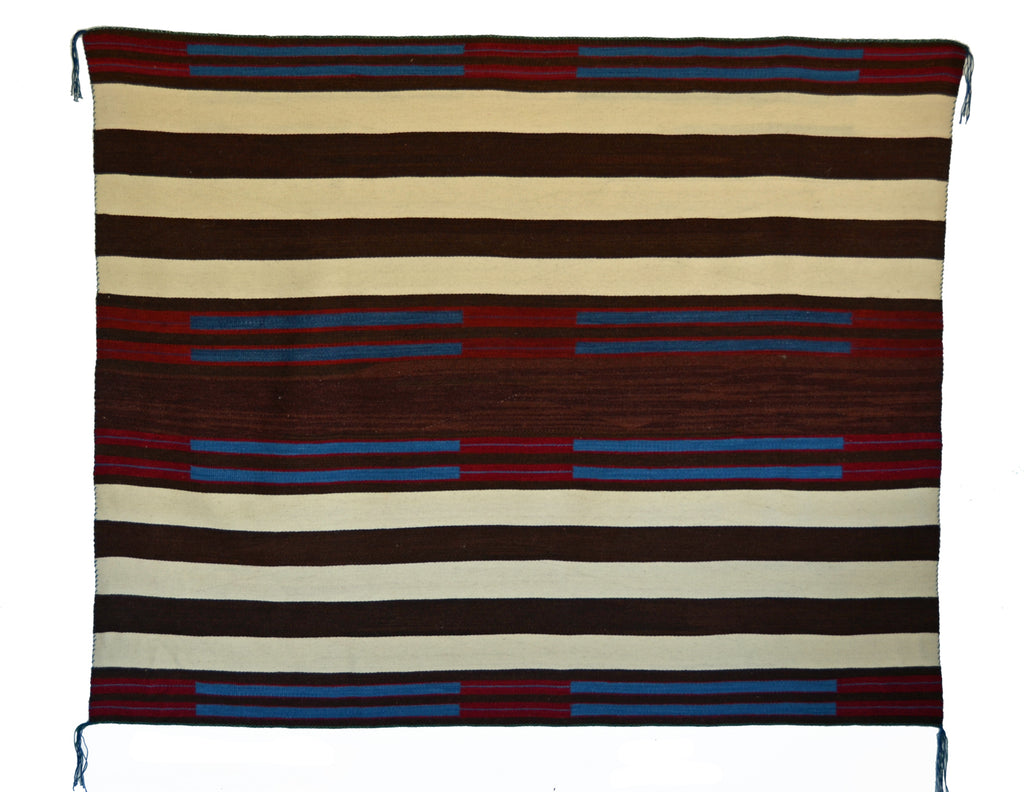 HOLD 2nd Phase Navajo Chief Blanket : Lucie Marianito : Churro 1570 - Getzwiller's Nizhoni Ranch Gallery