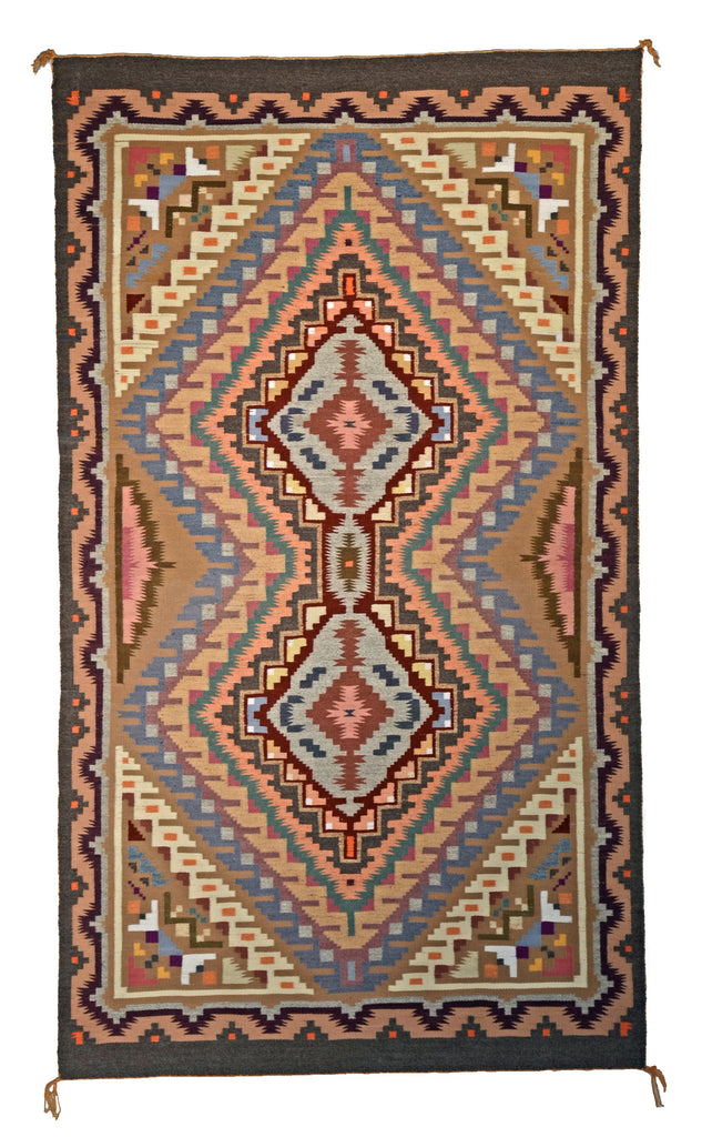 Burntwater Navajo Rug for sale