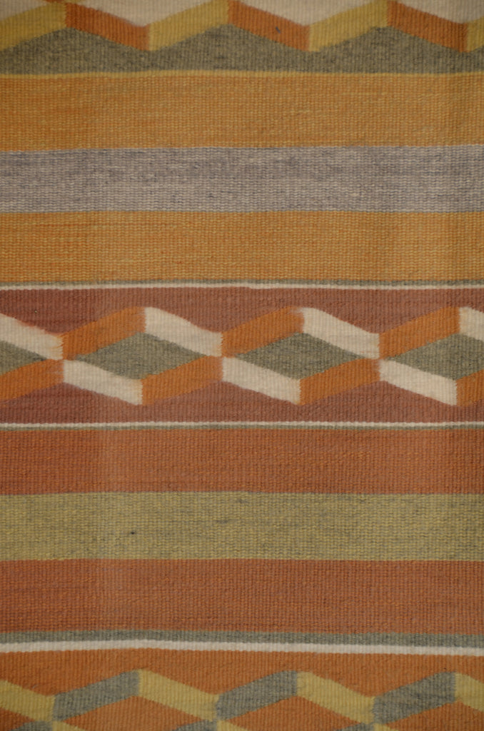 SOLD - Crystal Navajo Weaving : Sarah Begay : 3375 - Getzwiller's Nizhoni Ranch Gallery