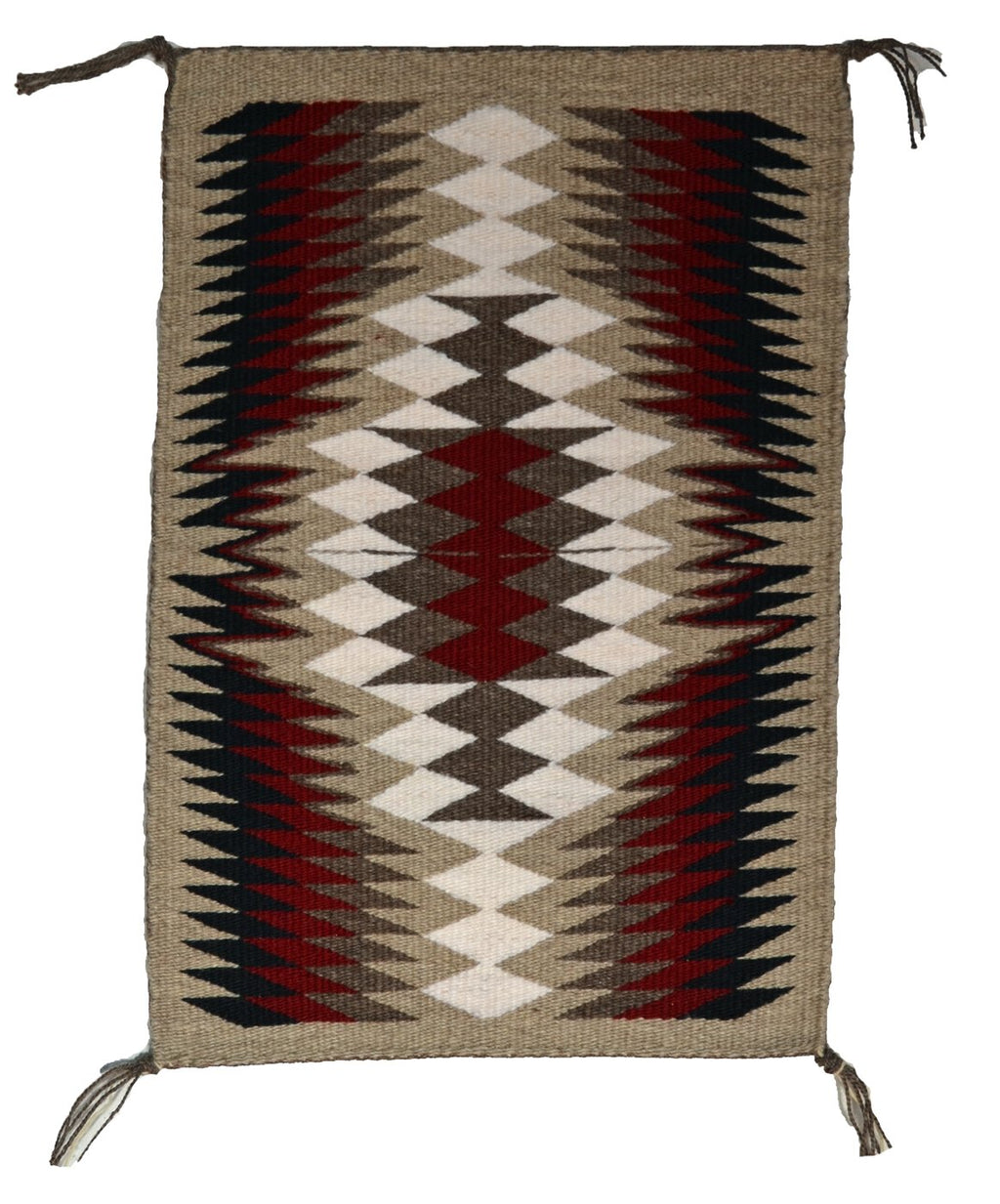 SOLD: American Indian Eye Dazzler Rug : Gabrielle Chester : 3403 - Getzwiller's Nizhoni Ranch Gallery