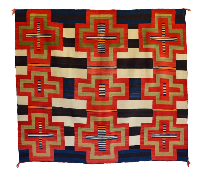 "3rd Phase Variant Chief Blanket : Historic : PC 146 : 66"" x 56.5"""