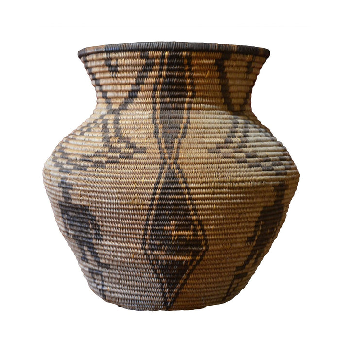 Native American Basket : Apache Olla : Basket 10