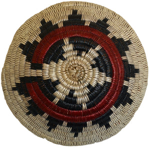 Native American Basket: Navajo Wedding Basket : Basket 2 - Getzwiller's Nizhoni Ranch Gallery