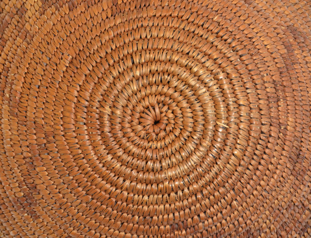 Native American Basket: Navajo Basket : Basket 1 - Getzwiller's Nizhoni Ranch Gallery