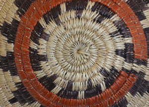 Native American Basket: Navajo Wedding Basket : Basket 4 - Getzwiller's Nizhoni Ranch Gallery