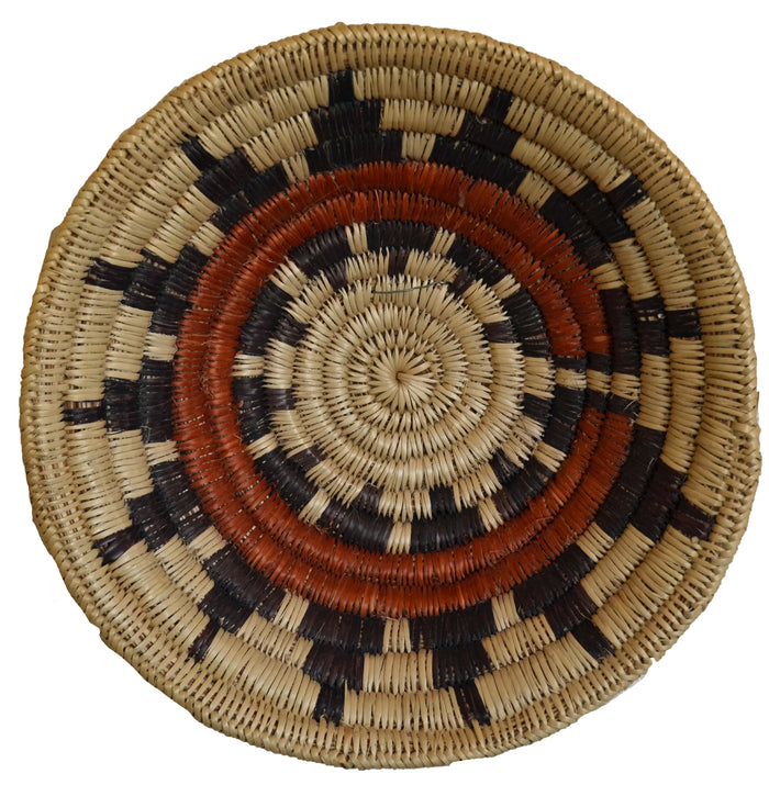 Native American Basket: Navajo Wedding Basket : Basket 4