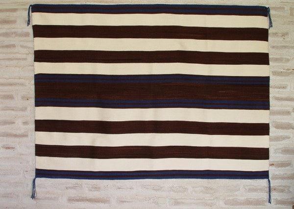 1st Phase Chief Blanket : Marianito : Churro 1410 - Getzwiller's Nizhoni Ranch Gallery