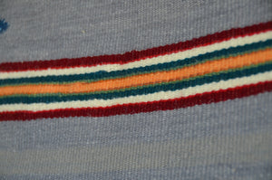 "American Indian Blanket : Womans: Serape: Kathy Marianito : Churro 1605 : 29"" x 58"" - Getzwiller's Nizhoni Ranch Gallery"