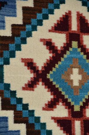 Native American Rug : Frances Begay : Churro 1611 - Getzwiller's Nizhoni Ranch Gallery