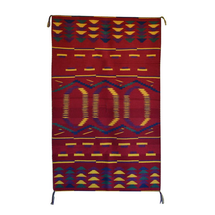 Navajo Child's Blanket : Kathy Marianito : Churro 1317