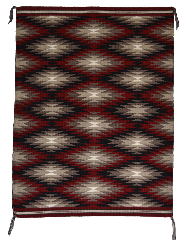 Ganado Klagetoh Navajo Weaving rug new art