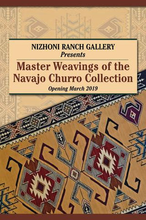 Book:  Master Weavings of the Navajo Churro Collection - Getzwiller's Nizhoni Ranch Gallery