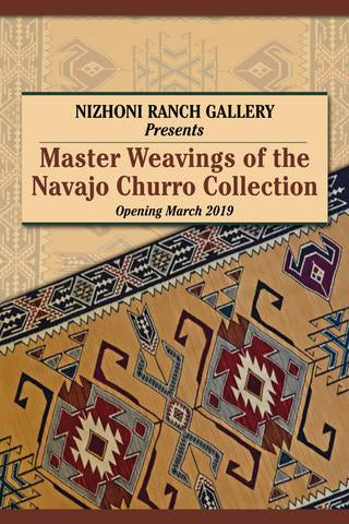 Book:  Master Weavings of the Navajo Churro Collection