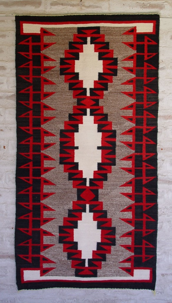 SOLD Crystal Navajo Runner : Historic : GHT 2205 - Crystal - Historic Collection- Getzwiller's Nizhoni Ranch Gallery - NavajoRug.com