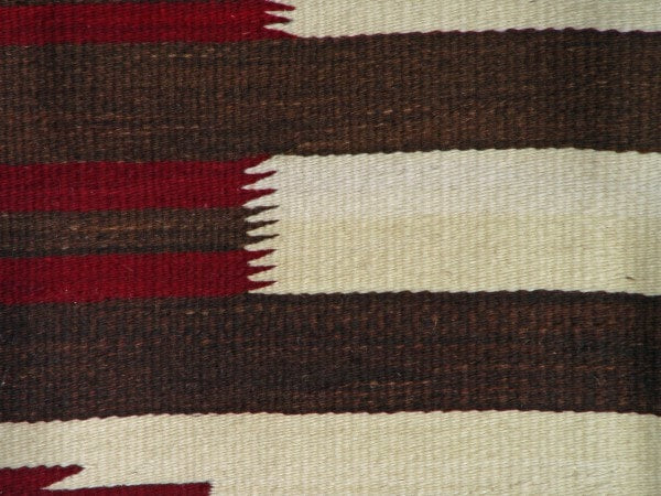 Navajo 3rd Phase Chief Blanket : Louise Reed : Churro 1091 - Getzwiller's Nizhoni Ranch Gallery