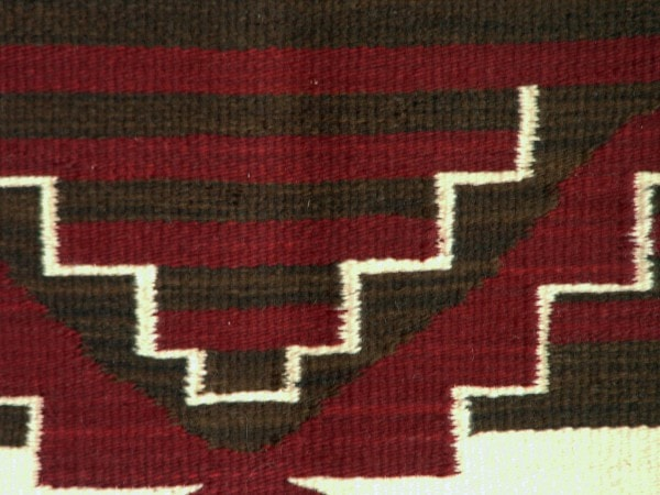 3rd Phase Chief Blanket : Louise Reed : Churro 1091