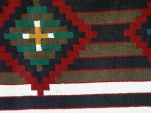 3rd Phase Chief Blanket : Pricilla Warren : 3187 - Getzwiller's Nizhoni Ranch Gallery