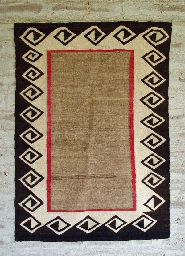 Saddle Blanket - Double : Historic : GHT 2189