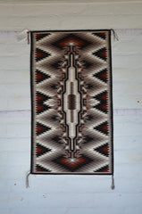 SOLD Klagetoh Optical Navajo Weaving : Mae Jean Chester : 3362