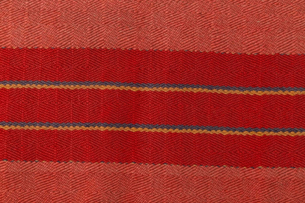 Twill - Diamond Pattern Double Saddle Blanket : Historic : GHT-2252