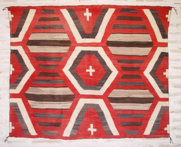 3rd Phase Chief Blanket : Historic : GHT 2069 - Getzwiller's Nizhoni Ranch Gallery