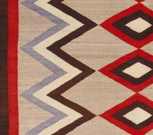 Crystal American Indian Rug : Historic : GHT 2090 : 40″ x 62″ - Getzwiller's Nizhoni Ranch Gallery