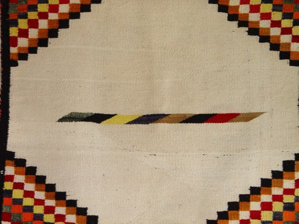 Saddle Blanket - Double : Historic : GHT 2114 - Getzwiller's Nizhoni Ranch Gallery
