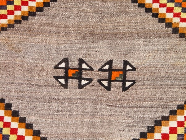 Saddle Blanket - Double : Historic : GHT 2114