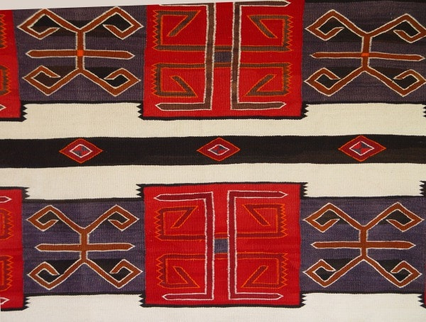 3rd Phase Chief Blanket : Historic : GHT 2126 - Getzwiller's Nizhoni Ranch Gallery