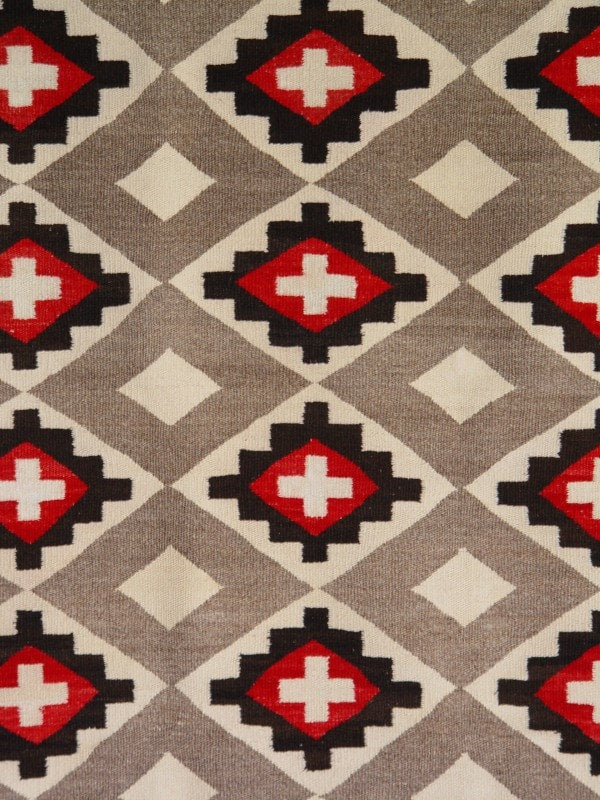 Crystal Navajo Weaving : Historic : GHT 2136 - Getzwiller's Nizhoni Ranch Gallery