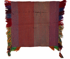 Twill - Germantown Single Saddle Blanket : Historic : LM-1