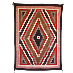 Crystal Navajo Weaving : Historic : GHT 1051