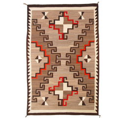 Crystal Navajo Weaving : Historic : GHT 1939