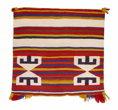 Germantown Single Saddle Blanket : Historic : GHT 2062