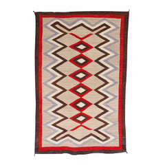Crystal Navajo Weaving : Historic : GHT 2090