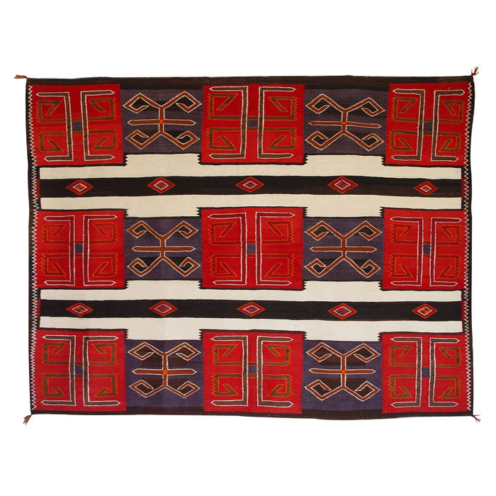 3rd Phase Chief Blanket : Historic : GHT 2126 : 57″ x 77″