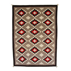 Crystal Navajo Weaving : Historic : GHT 2136