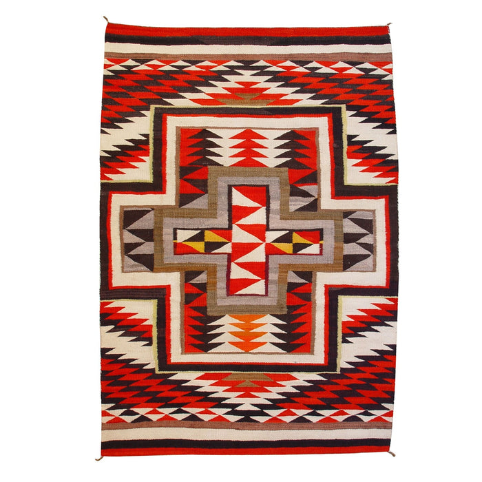 Transitional Navajo Rug : Antique : GHT 2150 : 61″ x 89″