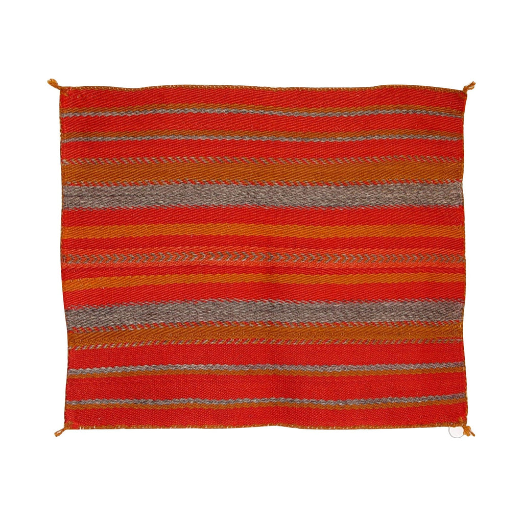 SOLD Saddle Blanket - Navajo Twill Single  :  GHT 2157 - Saddle Blankets - Historic Collection- Getzwiller's Nizhoni Ranch Gallery - NavajoRug.com