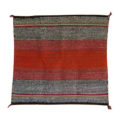 Twill Saddle Blanket : Historic : GHT 2175