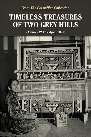 Book:  Timeless Treasures of Two Grey Hills - Getzwiller's Nizhoni Ranch Gallery