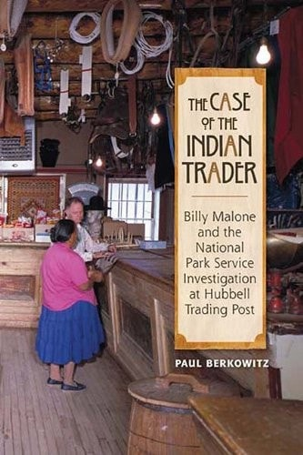 Book:  The Case of the Indian Trader