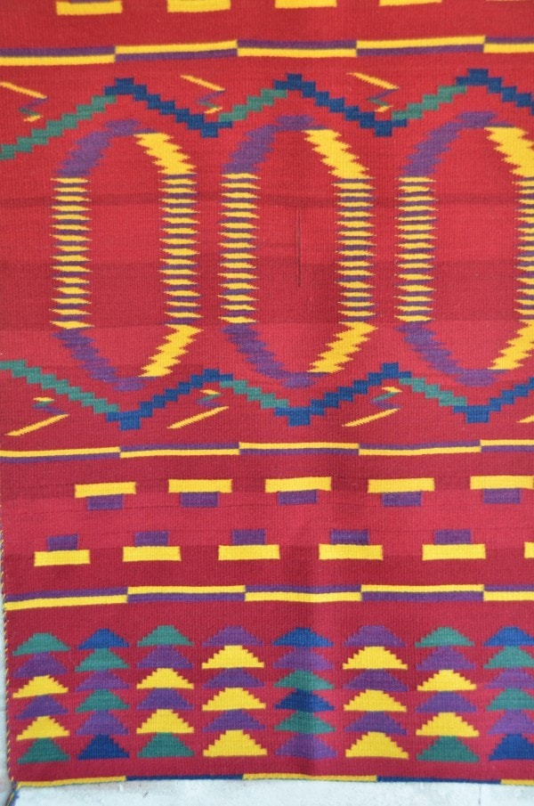 Child's Blanket : Kathy Marianito : Churro 1317 - Getzwiller's Nizhoni Ranch Gallery
