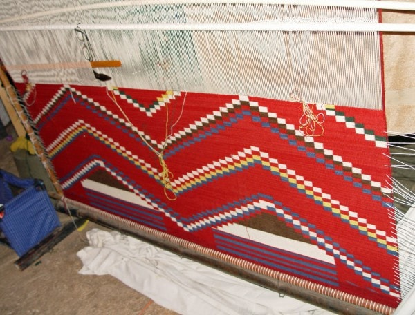 3rd Phase Chief Blanket : Lucie Marianito : Churro 1497
