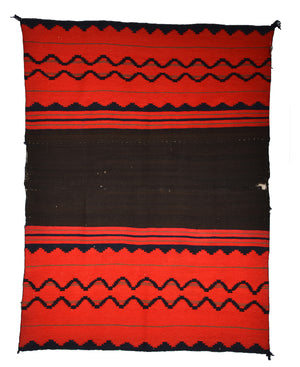 Classic Navajo Dress  Panel : Historic : PC 160 - Getzwiller's Nizhoni Ranch Gallery