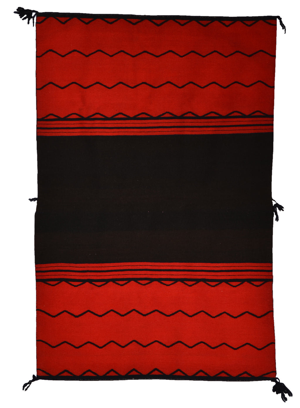 Classic Navajo Dress Panel - Biil : Historic : PC 291