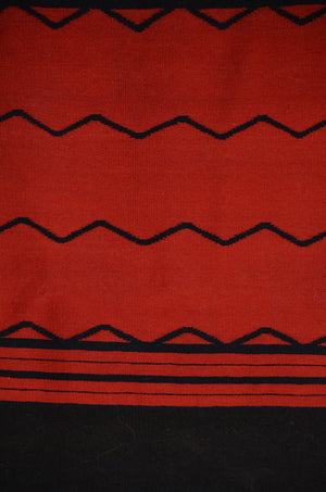 Classic Navajo Dress Panel - Biil : Historic : PC 291 - Getzwiller's Nizhoni Ranch Gallery