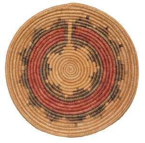 Native American Basket: Navajo Wedding Basket : Basket 33 - Getzwiller's Nizhoni Ranch Gallery